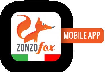 ZonzoFox App Logo